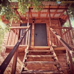 Дом №1, номера 2,3 (двухместный)